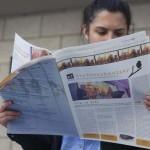 Die Zeitung lebt!